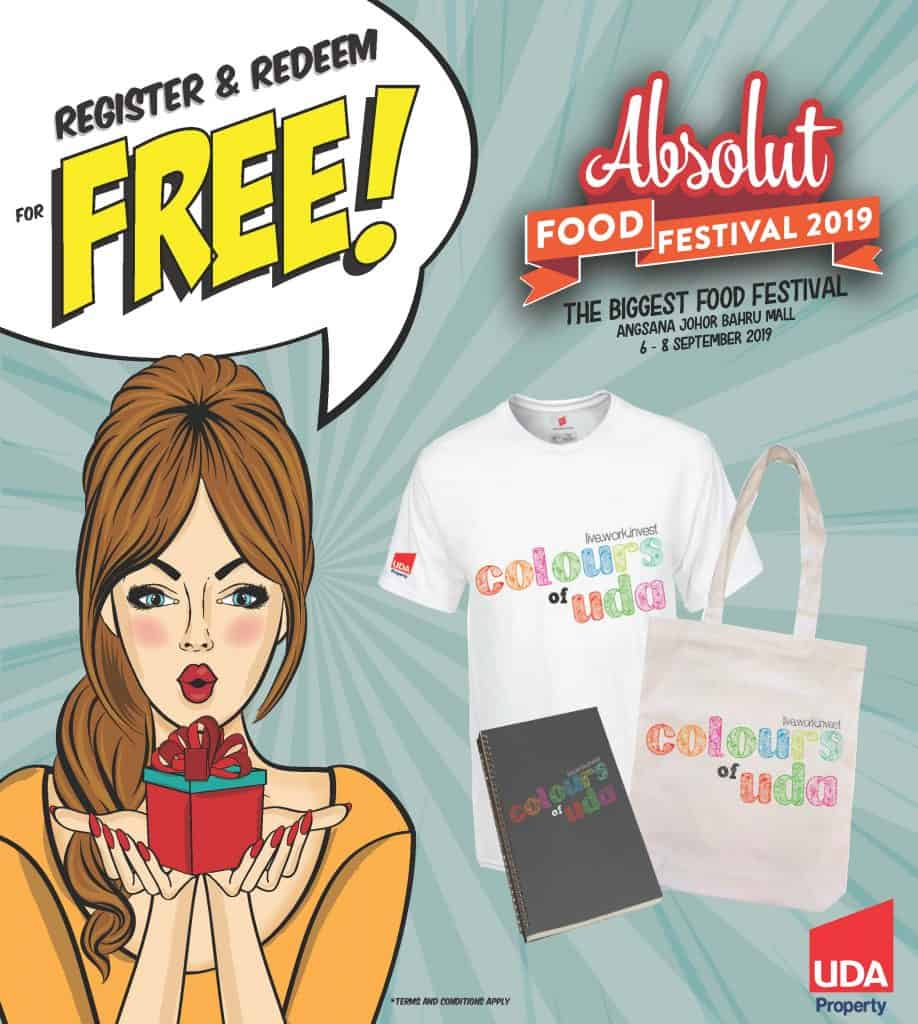 Sept 6 – 8, Absolut Food Festival 2019 4