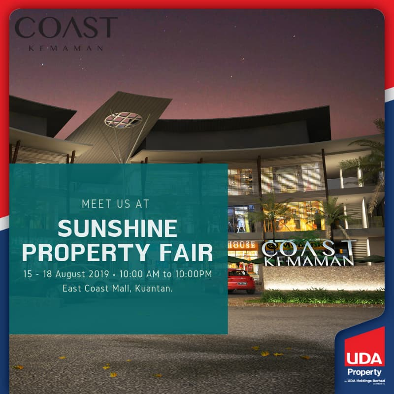Aug 15 - 18, Sunshine Property Fair 2019 1