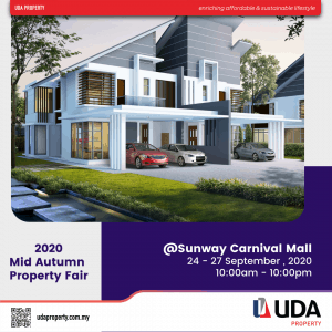 Sept ,24 - 27, Mid-Autumn Property Fair @ Sunway Carnival Mall, Penang 1